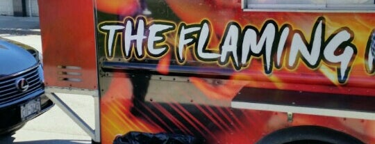 The Flaming Fish Food Truck is one of Posti salvati di Laketa.