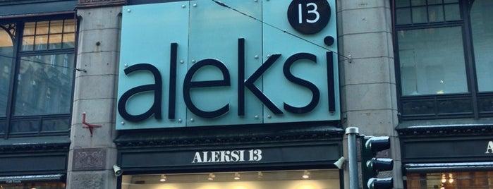 Aleksi 13 is one of Tempat yang Disukai Ольга.