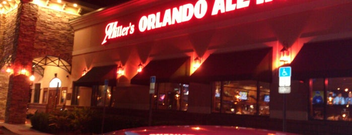 Miller's Ale House - Hunter's Creek is one of Lugares favoritos de Annette.