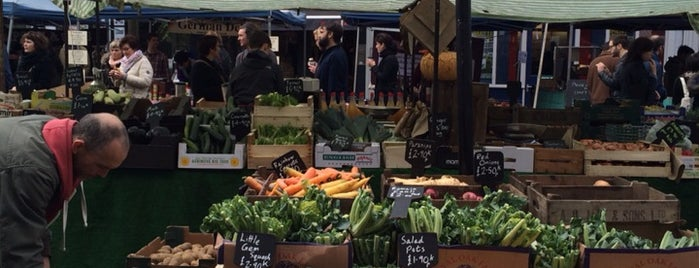 Broadway Market is one of Almost Locals em Londres.