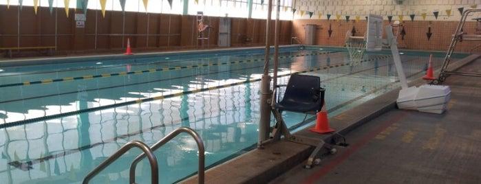 Garfield Pool is one of Sf.