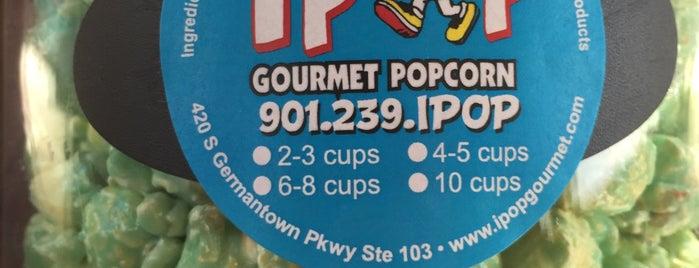 iPop Gourmet Popcorn is one of Tempat yang Disukai Jacque.