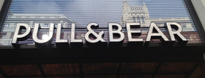 Pull&Bear is one of madrid.