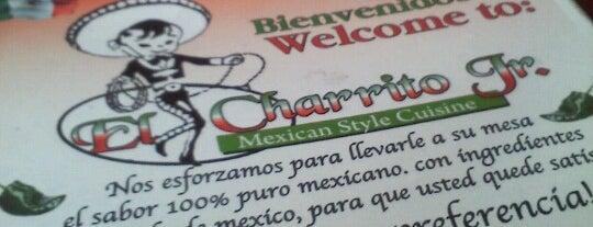 El Charrito Restaurant is one of Columbusing.