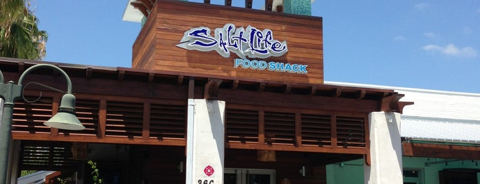 Salt Life Food Shack is one of Places to go in So.Fla.