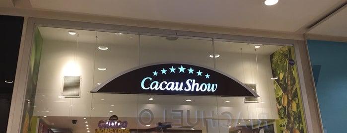 Cacau Show is one of Lojas Shopping Estação.