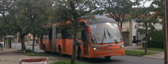 Rua Oyapock is one of Curitiba.