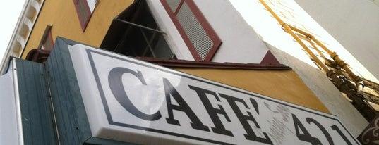 Cafe 421 is one of Lieux sauvegardés par Ben.