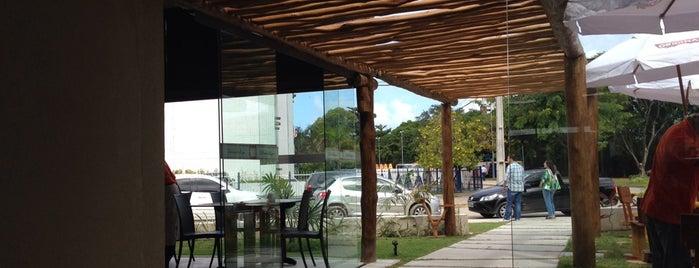 Delicias da Lagoa is one of Bar e Restaurante a serem conhecidos.