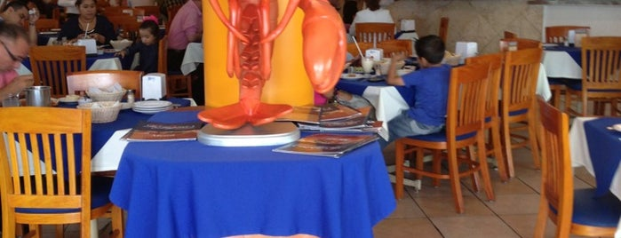 Mariscos La Lupita is one of Restaurantes.