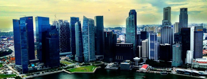 CÉ LA VI is one of Must Visit Places in Singapore.