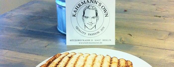 Kahrmann's Own is one of Food near GYG.