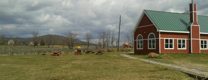 Philip Carter Winery is one of Loudoun Ale Trail.