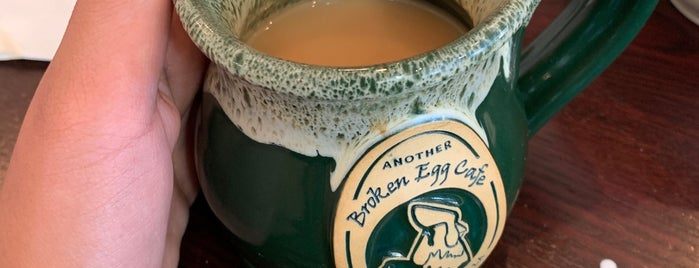 Another Broken Egg Café is one of New Orleans.