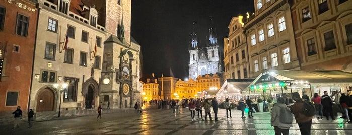 Staré Město is one of Praga.