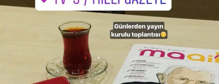 Millî Gazete is one of Lugares favoritos de ToLga.