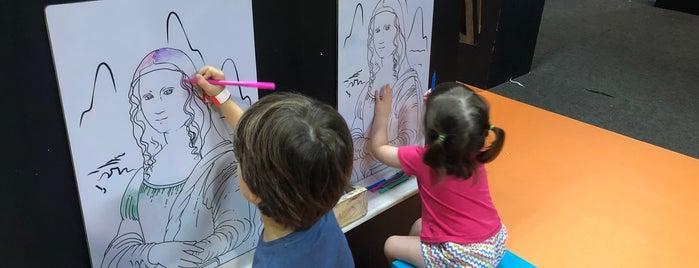 Museu da Imaginaçao is one of São Paulo with kids.