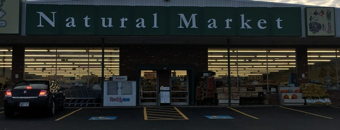 David's Natural Market III is one of Notable.