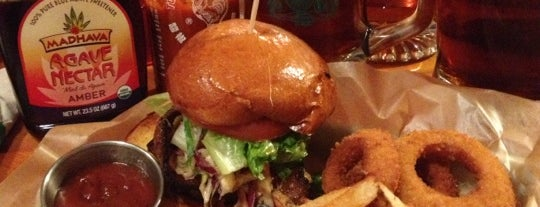 Bareburger is one of NYC Burgers.