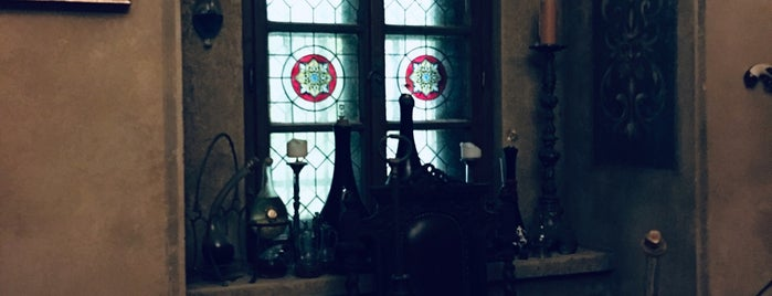 Speculum Alchemie Museum is one of Long weekend in Prague.