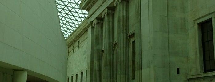 Museu Britânico is one of Locais curtidos por H.