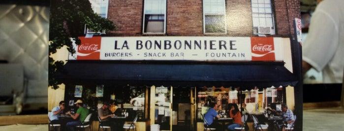 La Bonbonniere is one of NEW YORK CITY : Manhattan in 10 days! #NYC enjoy.
