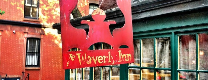 The Waverly Inn is one of Brunch spots.