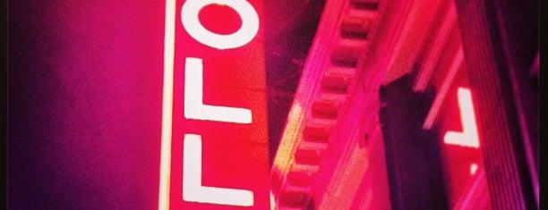 Apollo Theater is one of Manhattan Favorites.