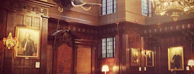 Harvard Club of New York City is one of NYC Places I Have Been to Recently.