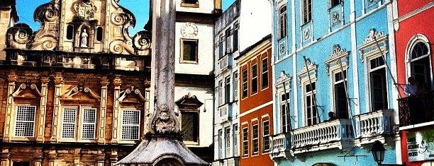 Igreja e Convento de São Francisco is one of Posti che sono piaciuti a Mil e Uma Viagens.