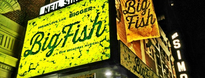 Big Fish on Broadway is one of Lieux qui ont plu à Kyle.