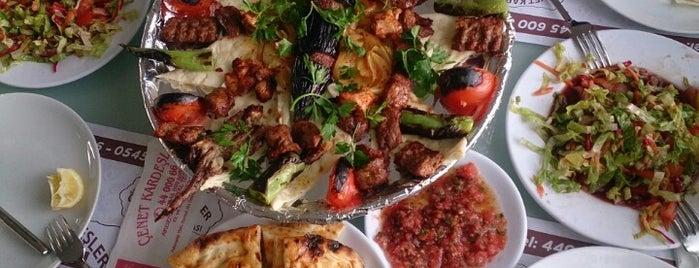 Çenet Kardeşler Et ve Balık Restorant is one of Hamdi Can 님이 좋아한 장소.