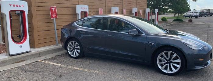Tesla Supercharger is one of Orte, die Karen gefallen.