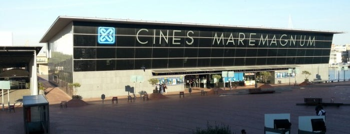 Cinesa Maremagnum is one of Barcelona.