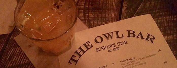 Sundance Owl Bar is one of Lieux qui ont plu à Veronika.
