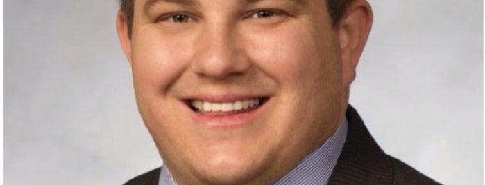 Bart Chavez - COUNTRY Financial representative is one of Gespeicherte Orte von Joshua.