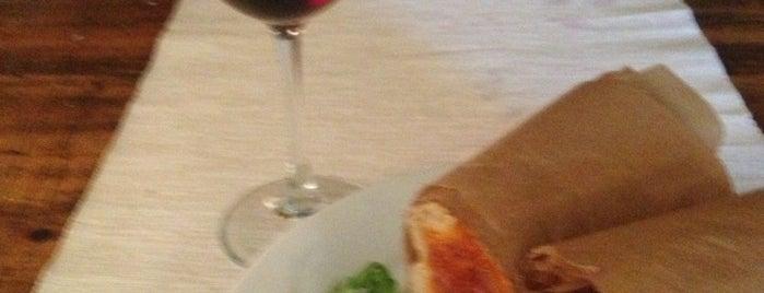 Sandwich Bar is one of !.