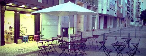 Vélocité Café is one of Enjoy & Chill.