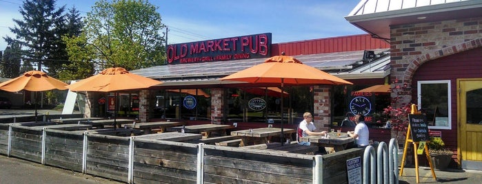 Old Market Pub & Brewery is one of All 53 Portland Breweries.