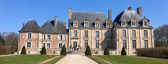 Château de La Ferté-Saint-Aubin is one of Châteaux et sites historiques du Loiret.