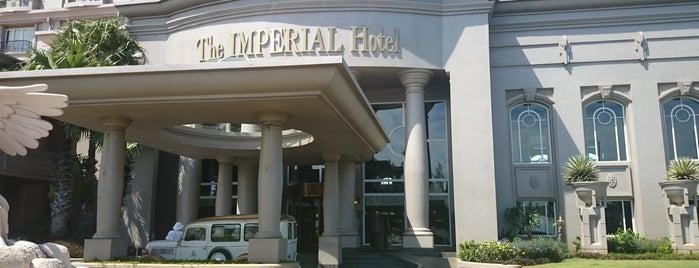 Imperial Hotel Vung Tau is one of Orte, die John gefallen.