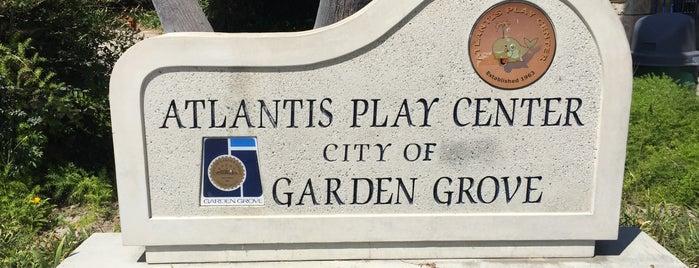 Atlantis Play Center is one of LA.
