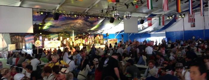 Alpine Village Oktoberfest is one of Alex 님이 저장한 장소.