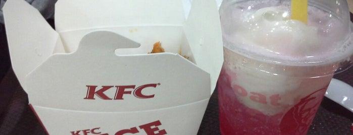 KFC is one of สถานที่ที่ Yohan Gabriel ถูกใจ.