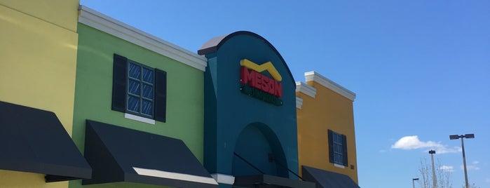 El Mesón Sándwiches -Florida Mall is one of Locais curtidos por Lee.