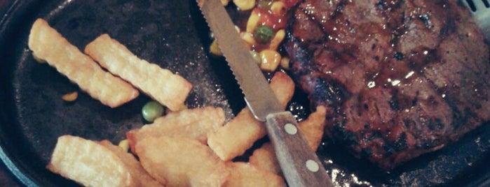 Alibaba Steak is one of Culinary.