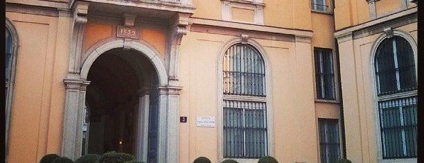 Piazzetta Amore is one of Milano, Repubblica Italiana.