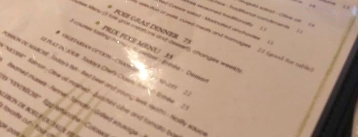 Zinc is one of Restaurants.