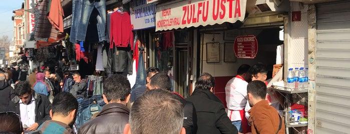 Meşhur Kokkoreçiler Kralı Zülfü Usta is one of İstanbul 2018 TO-GO.