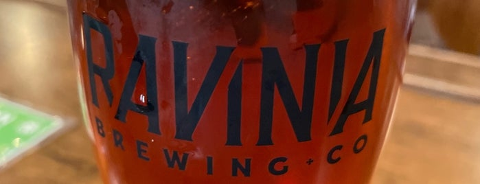 Ravinia Brewing is one of Breweries I've Visited.